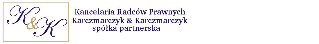 Kancelaria radców prawnych Wrocław Karczmarczyk & Karczmarczyk
